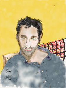 Carlos Mínguez retrato