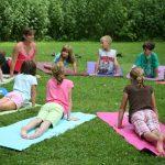Yoga en educación física