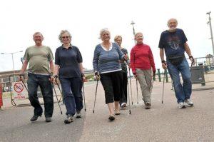 estilo de vida activo en personas mayores