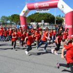 Día de la educación física en la calle 2017 en Arevalo